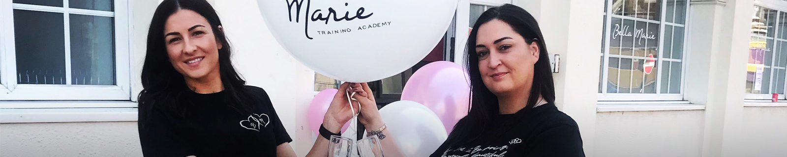 Bella marie training academy at Sunderland