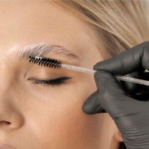 Brow Lamination, eyebrow image